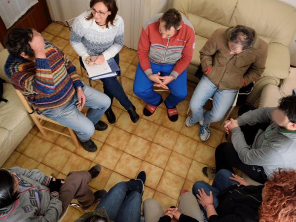 Attività terapeutiche-riabilitative